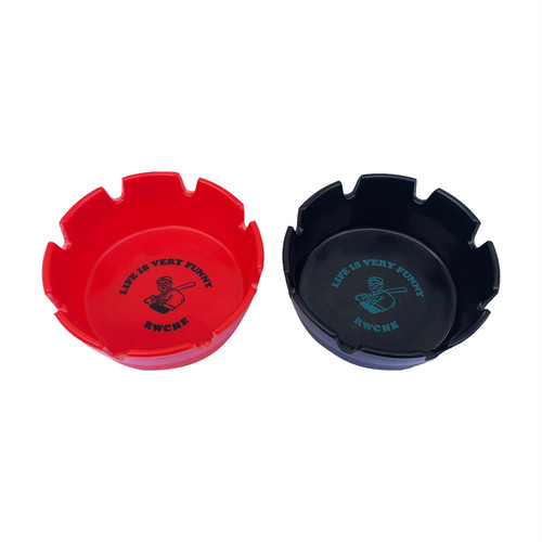 DUDE ASHTRAY -Red.Black-