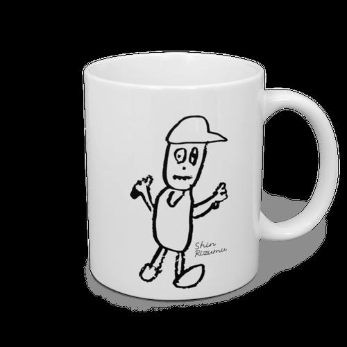 BOY君 マグカップ