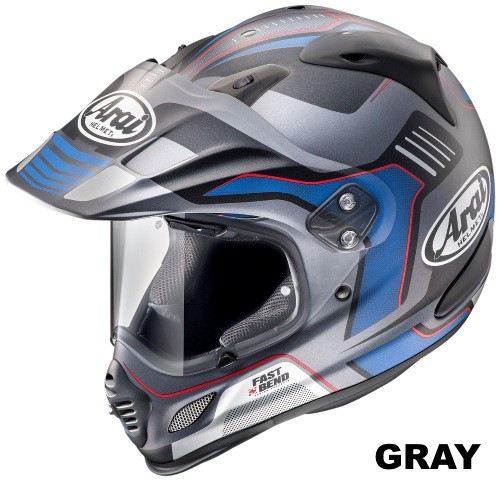 ARAI TOUR CROSS 3 VISION GRAY