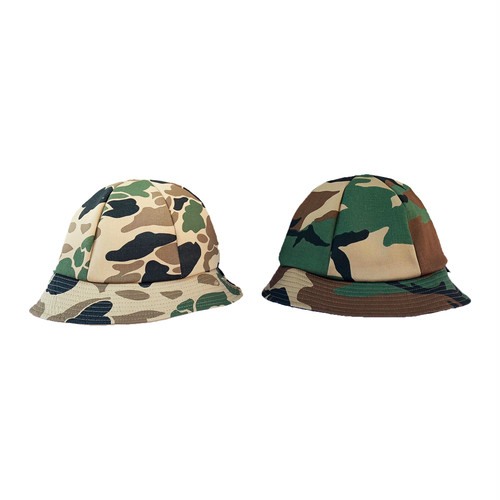TWO FACE CAMO HAT