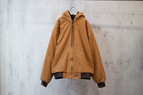 earth brown active jacket