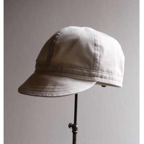 ASEEDONCLOUD/アシードンクラウド Handwerker/ハンドベーカー  キャップ  OFF WHITE #001019