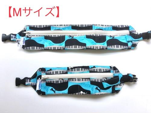 【Mサイズ】クールネックカラー*ピアノ