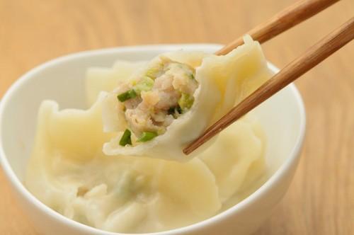 豚肉と白菜の水餃子(10個入り)