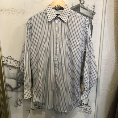 NAUTICA cotton stripe shirt