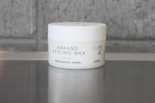 ナカノ スタイリングワックス プロフェッショナルモデル2