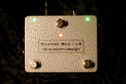 CHANGE BOX / LS(受注生産)