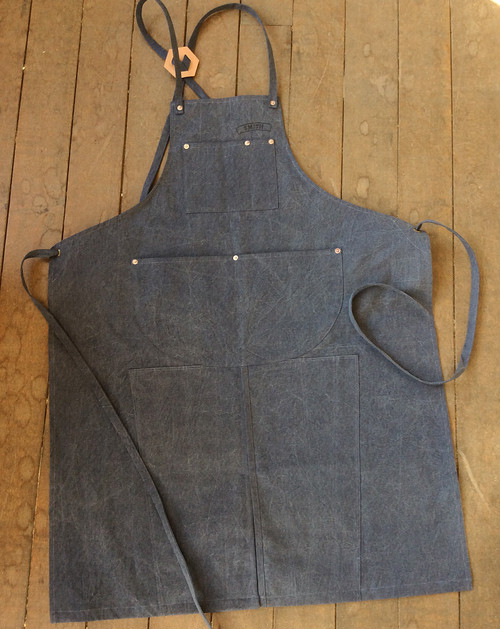 Smith Apron [Vintage Navy]