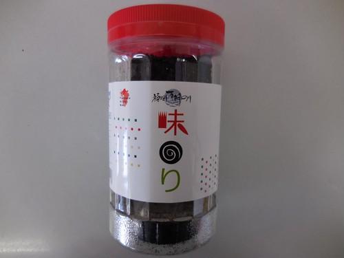 福岡有明海漁連 福岡有明のり 味のり(ボトル)