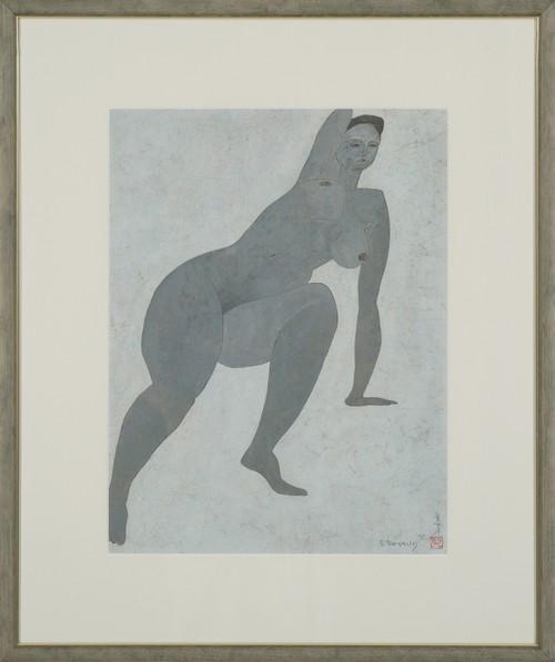 「裸婦」児山重芳