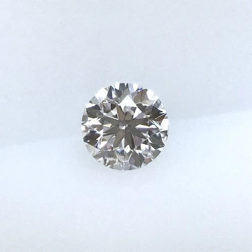 ダイヤモンド 0.132ct ラウンド