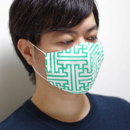 まーじんマスク(秋名のアラセツVer)