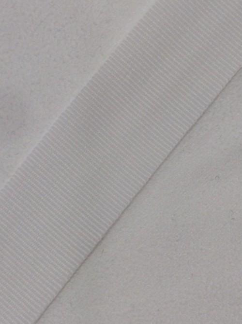 YKKグログランテープ 15mm幅 黒/白 No.N581 200m