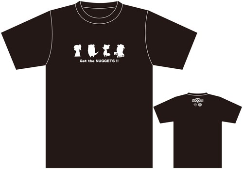 Get the NUGGETS !! Tシャツ