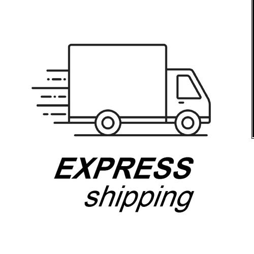 Express Shipping / 追加送料