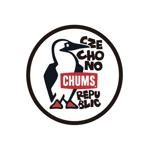【数量限定】Czecho No Republic×CHUMS コラボワッペン