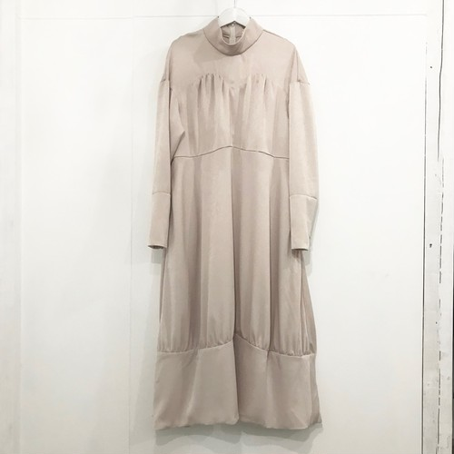 EAUSEENON long drees beige