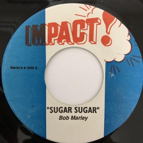Bob Marley & The Wailers - Sugar Sugar【7-20397】