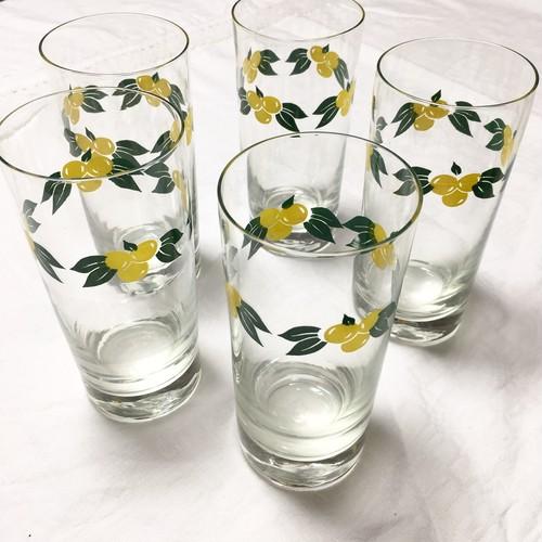 ポーランド レモンのグラス