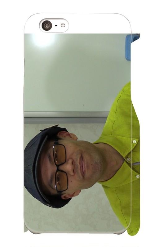 冠地情さんスマホケース(iPhone6/6s用)