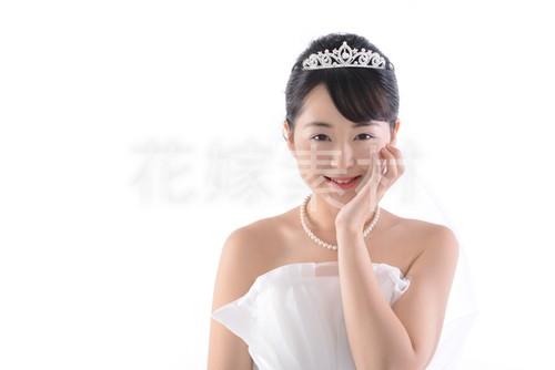【0173】ポーズを取る花嫁