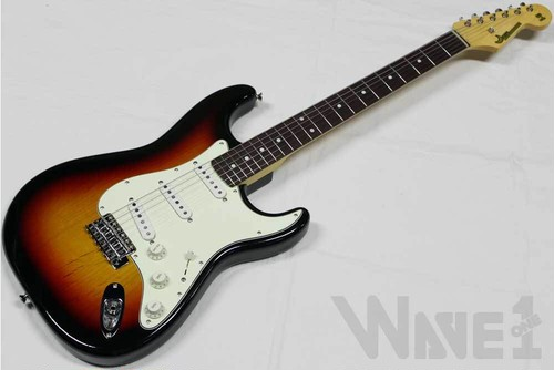 【MOON GUITARS】 ST-MB 3TS/R CR チョイ傷特価!