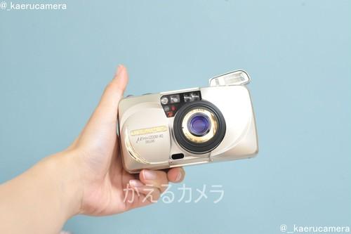 OLYMPUS μ zoom140 deluxe フィルムカメラ