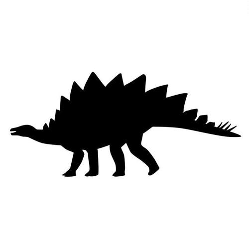 ステゴサウルス  H45×H100mm
