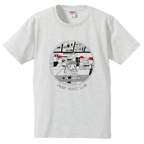 玉川桜 EMC Tシャツ