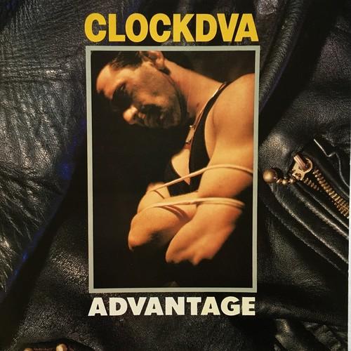 【LP・英盤】Clock DVA  / Advantage