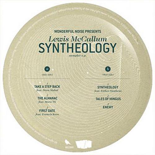 """【ラスト1/12""""】Lewis McCallum - Syntheology Sampler EP"""