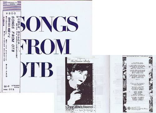 「SONGS FROM OTB」
