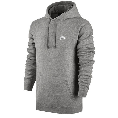 Nike Club Fleece Pullover Hoodie - Men's Size S