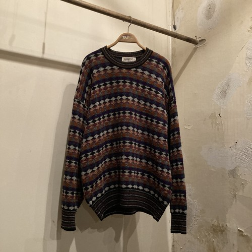 00s Wool Knit / Italy