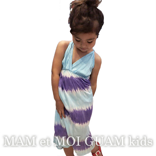 KID Camisole Tie-dye Dress