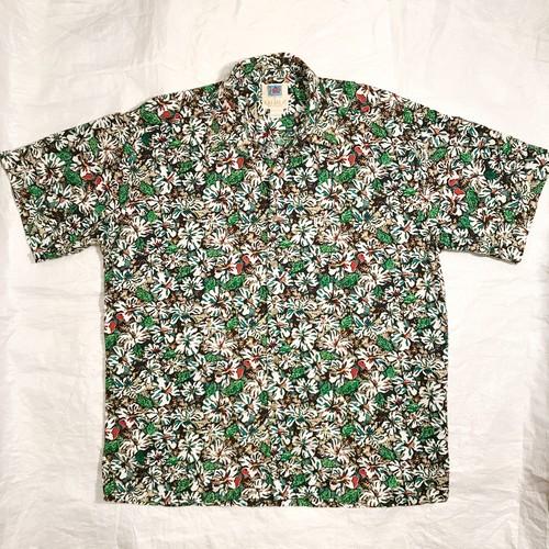 【KAHALA】カハラ アロハシャツ Made in Hawaii