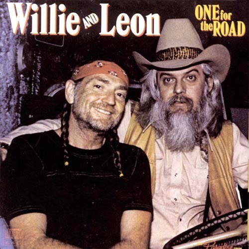 CD 「ONE FOR THE ROAD / WILLIE NELSON & LEON RUSSEL」