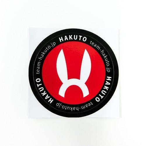 HAKUTOステッカー10枚セット