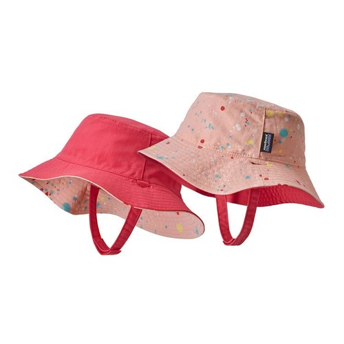 Patagonia Baby Sun Bucket Hat ( SQSFカラー ) パタゴニア  キッズ
