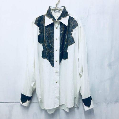 oriental long shirt