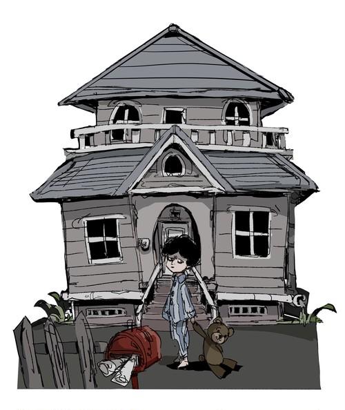 ステッカー / HOUSE