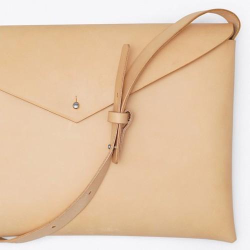 basic shoulder bag M#beige / ベーシックショルダーバッグM #ベージュ