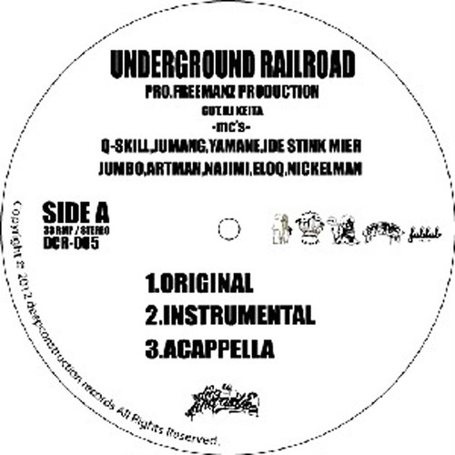 V.A / UNDERGROUNDRAILROAD
