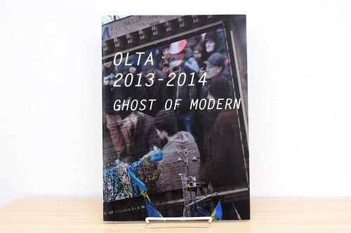 オル太 作品集「OLTA 2013-2014 GHOST OF MODERN」