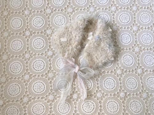 Knit Babushka beige