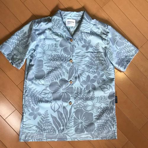 ポケットアロハシャツ(313)