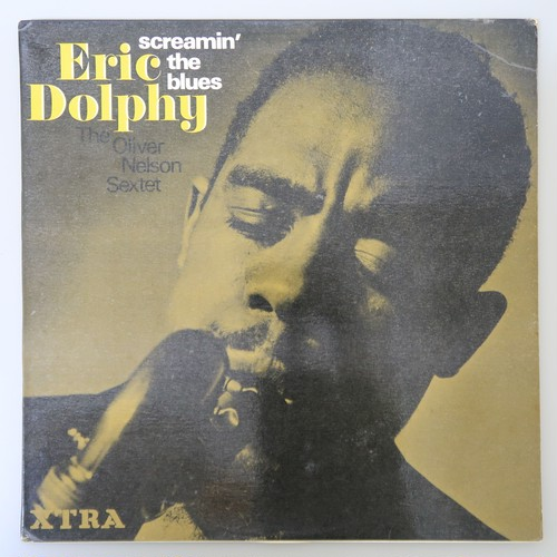 ERIC DOLPHY / SCREAMIN THE BLUES 英盤