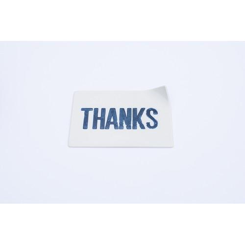 「THANKS」 S