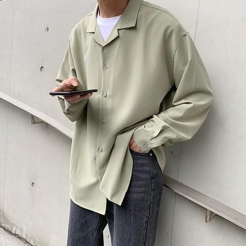 ベーシックルーズシャツ #ZBP5391