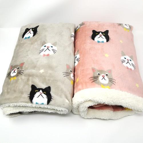 猫ブランケット(ターチャンキラキラフレンズひざ掛け)全2種類